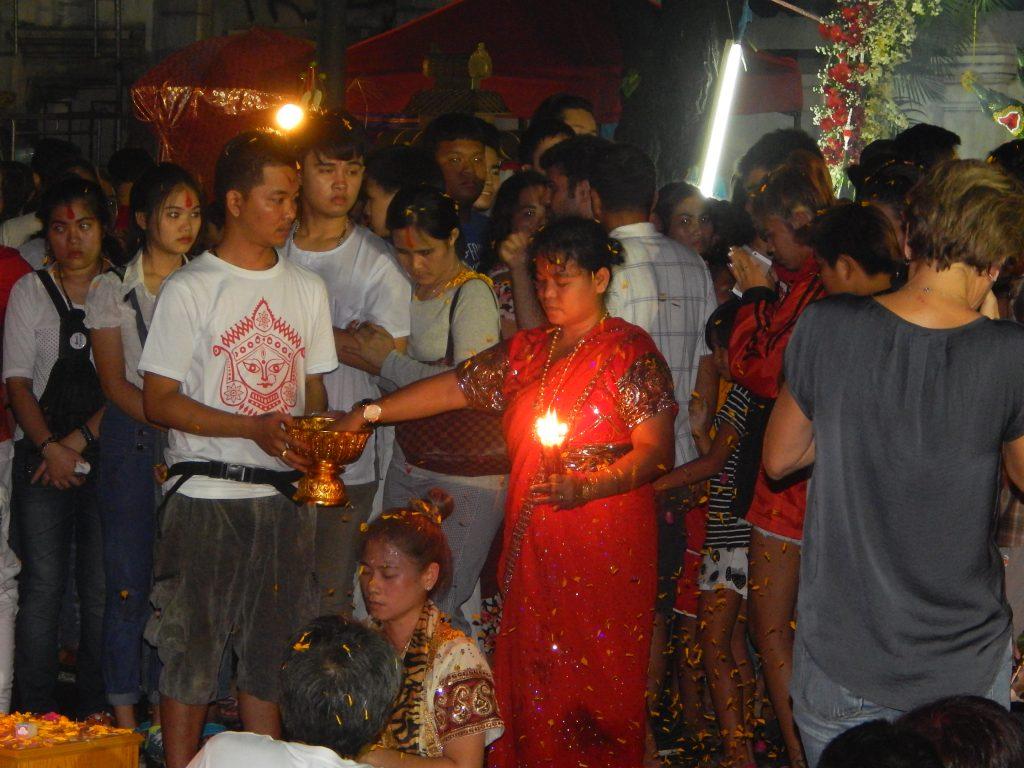 Il buddhismo e la festa del kathina