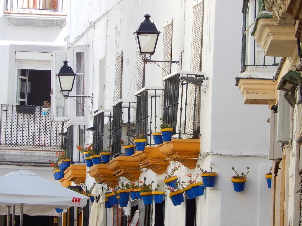 Cadiz - Barrio de Santa Maria