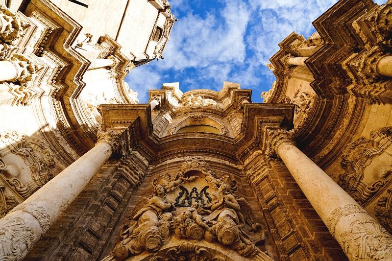 Particolare della Catedral de Valencia