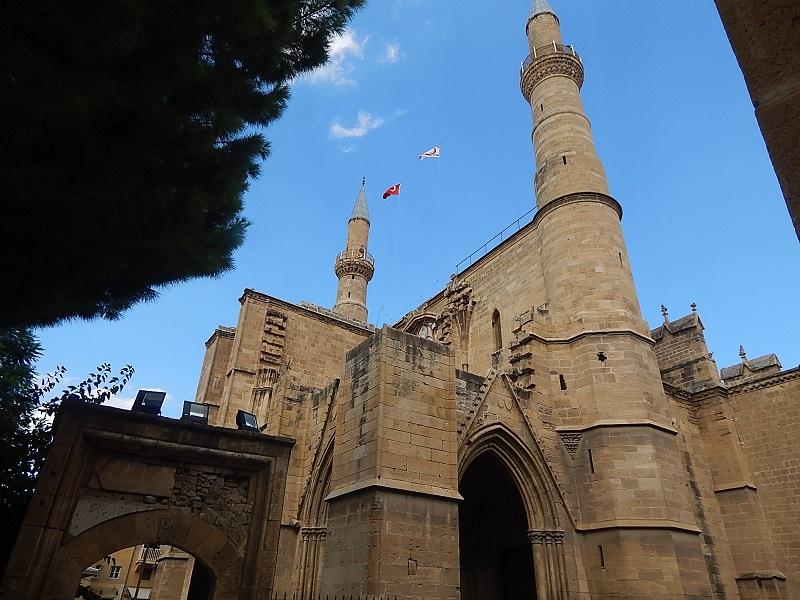 Nicosia Nord - Moschea di Haydarpaşa