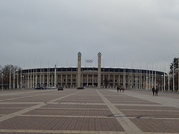 L'Olympiastadion di Berlino