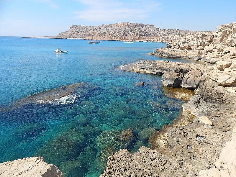 Calette nascoste a Cipro
