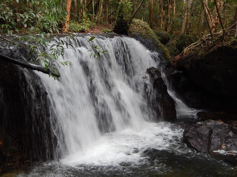 La cascata Suoi Thran a Phu Quoc