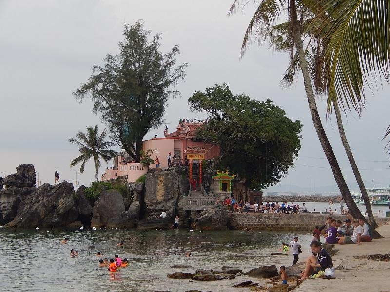 hu Quoc - Il Castello di Cau a Duong Dong