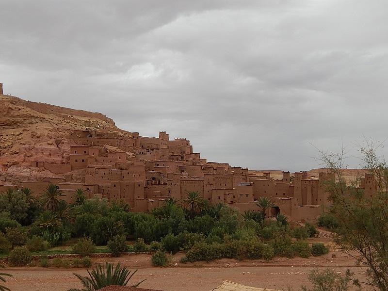 La cittadella fortificata di Ait Ben Haddou in Marocco