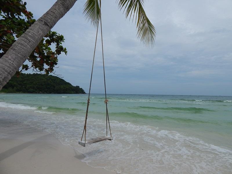 La splendida Sao Beach