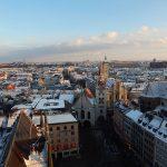 Itinerario di viaggio: city break a Monaco di Baviera