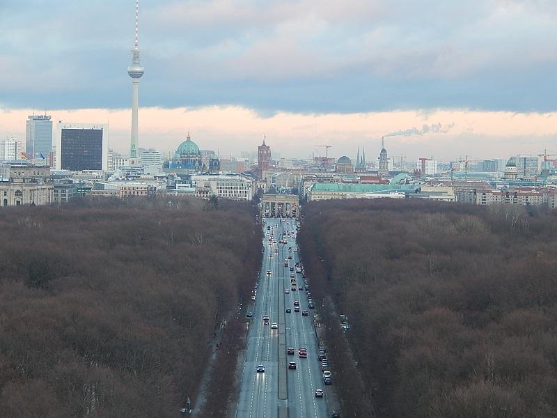 punti panoramici berlino