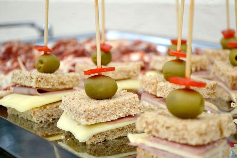 cosa mangiare a Madrid: pinchos