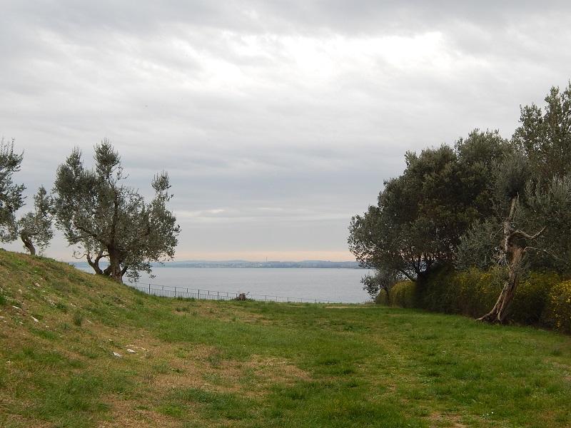 il giardino delle grotte di catullo
