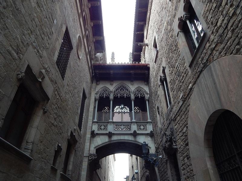 week end a barcellona - barrio gotico