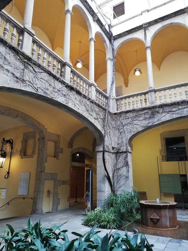 angoli nascosti tra il barrio gotico