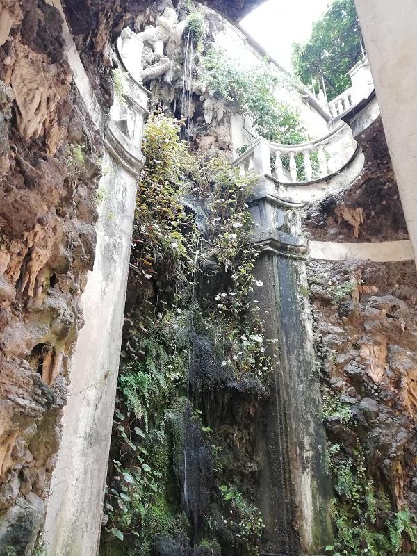 giardino segreto - palazzi dei rolli