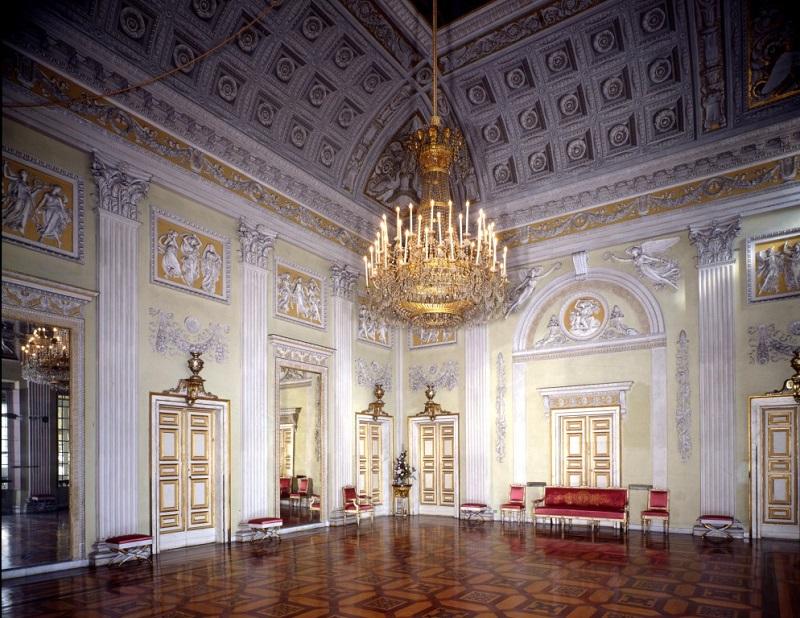 palazzi dei rolli - palazzo reale genova