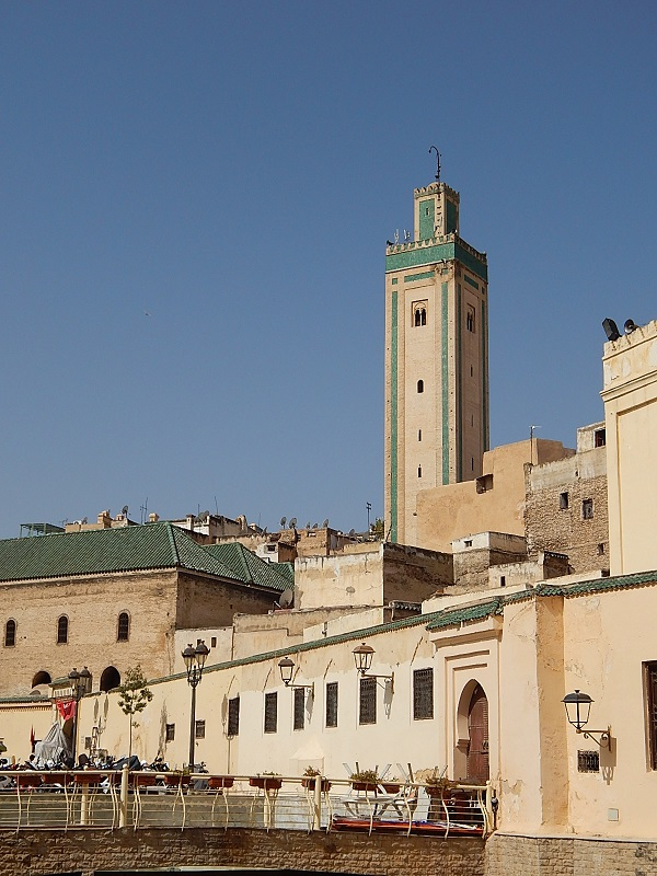 on the road in Marocco: Fes
