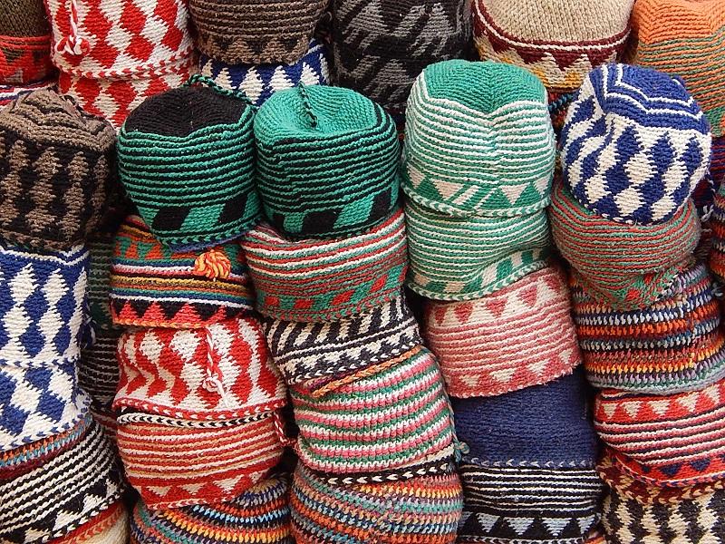 nella medina di Essaouira