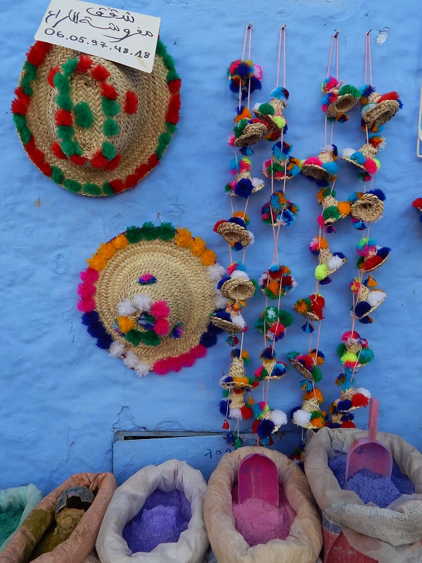 on the road in Marocco: Chefchaouen