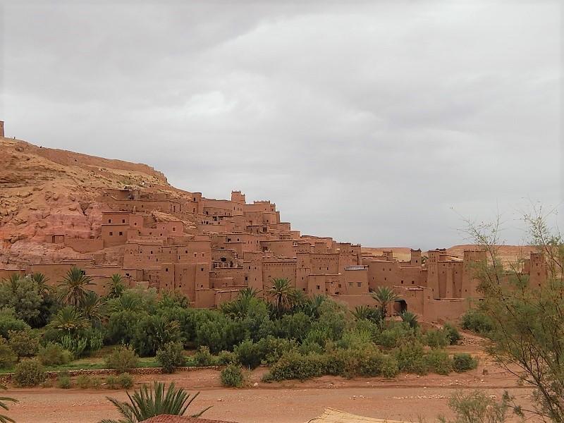 Ait Ben Haddou nel sud del Marocco