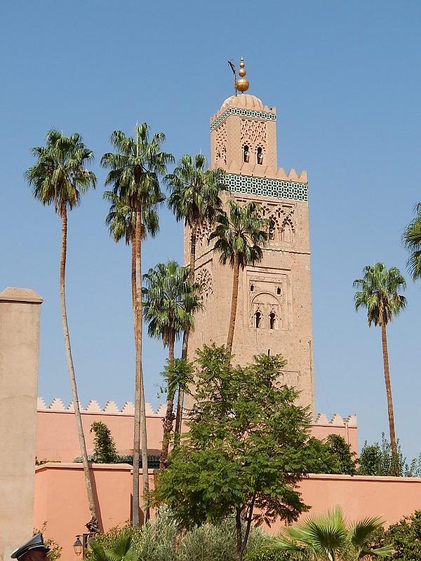 minareto della koutoubia