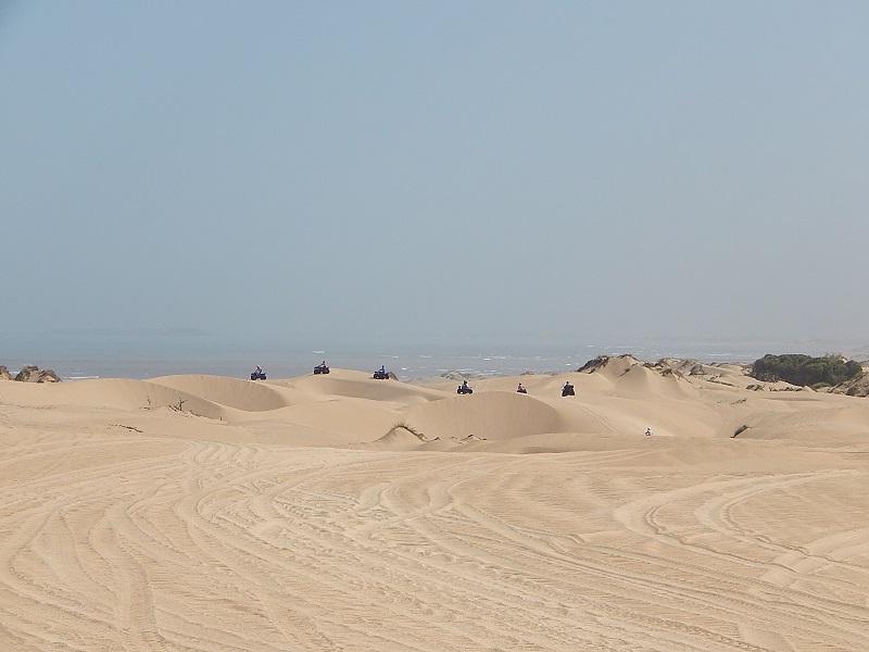 le dune di Diabat