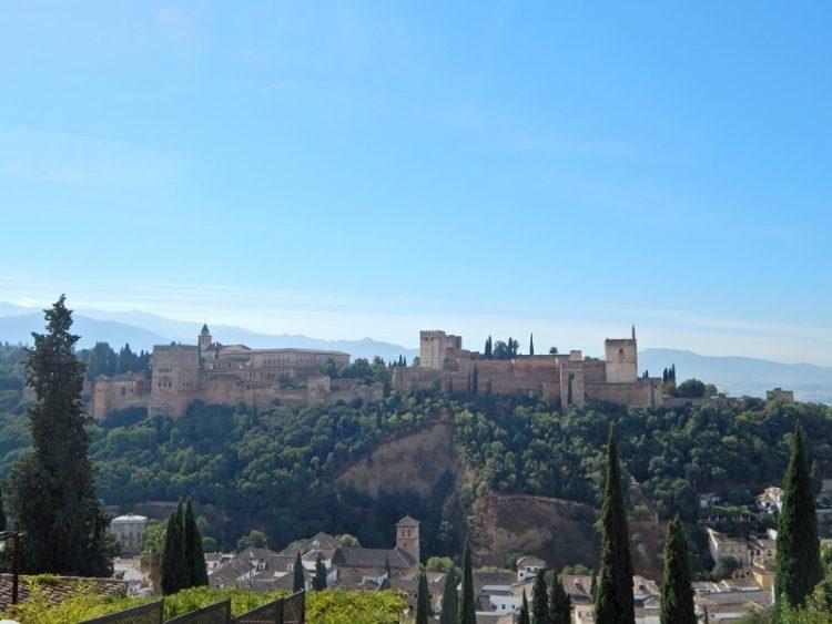 visita all'alhambra
