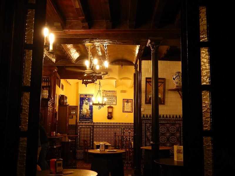 Mangiare in Andalusia - Siviglia