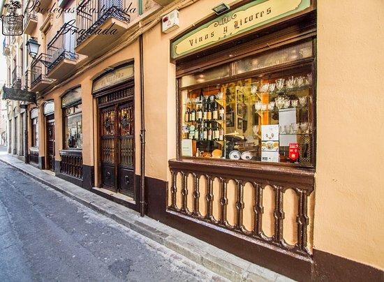 Mangiare in Andalusia - Granada