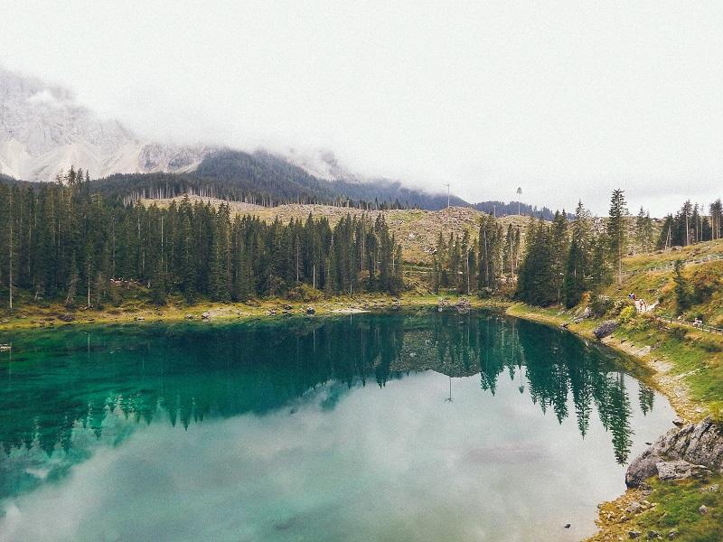 4 giorni in Val di Fassa: Lago di Carezza