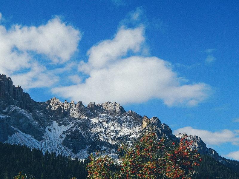 Dolomiti in Val di Fassa
