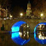 Utrecht di sera: scoprire la città con il Trajectum Lumen