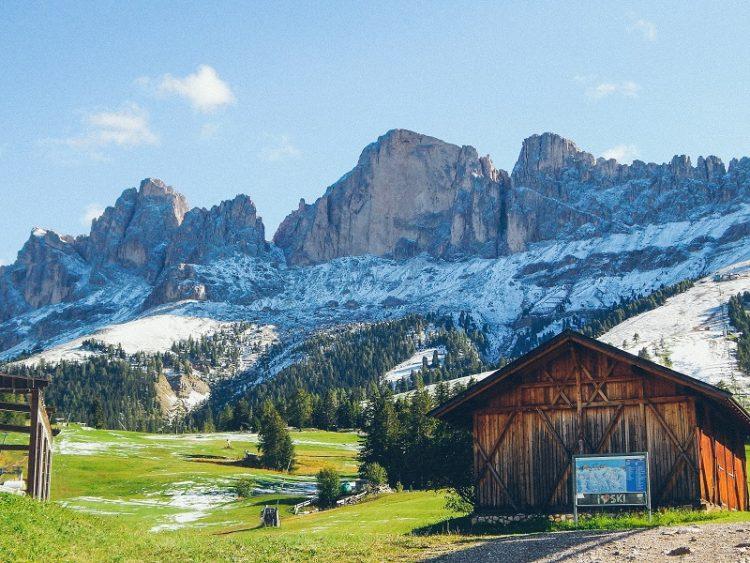 4 giorni in Val di Fassa